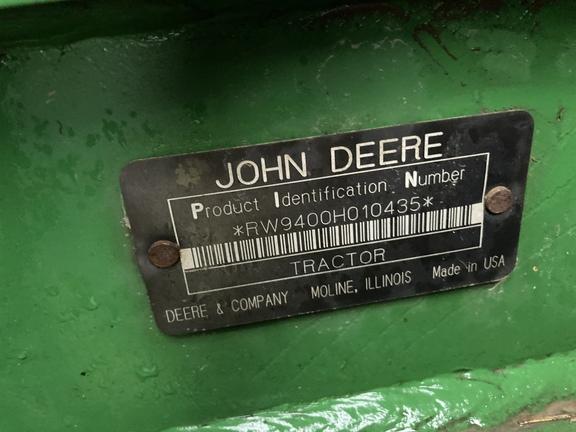 1998 John Deere 9400