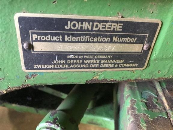 1992 John Deere 2355