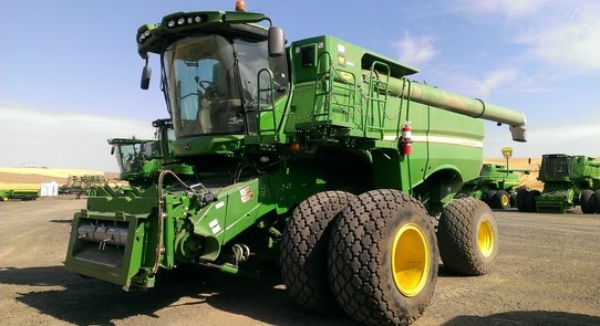 Used Combine for Sale