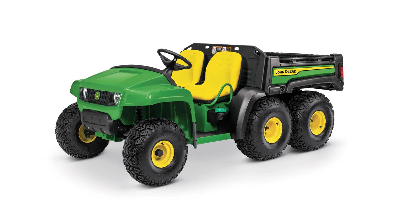 John Deere TH 6x4 Diesel