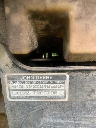 1994 John Deere LX172
