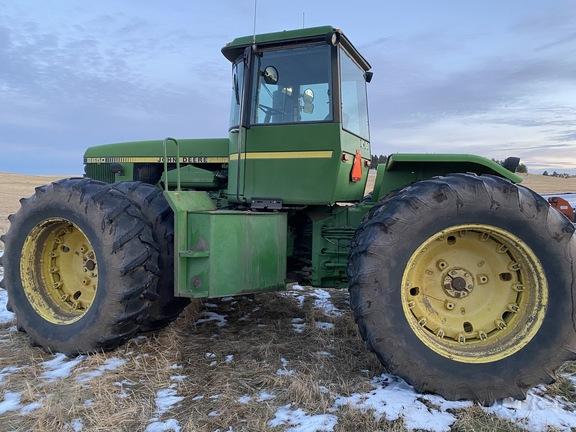 1988 John Deere 8650