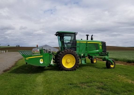used windrower for sale