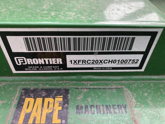 2017 Frontier RC2060
