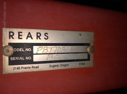 2006 Rears 1031HN