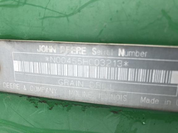 1996 John Deere 455