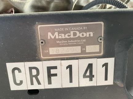 2008 Macdon A40-D