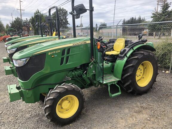 2018 John Deere 5075GN