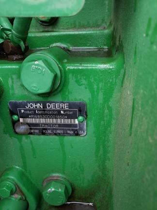 2006 John Deere 8530