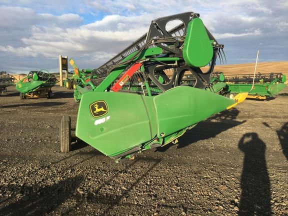 2015 John Deere 635F