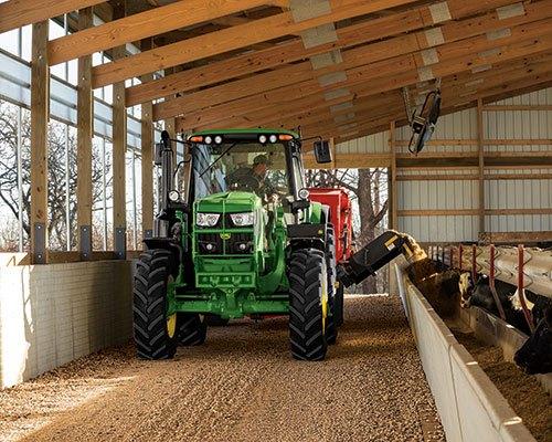 6M Series Tractors Equipment Image
