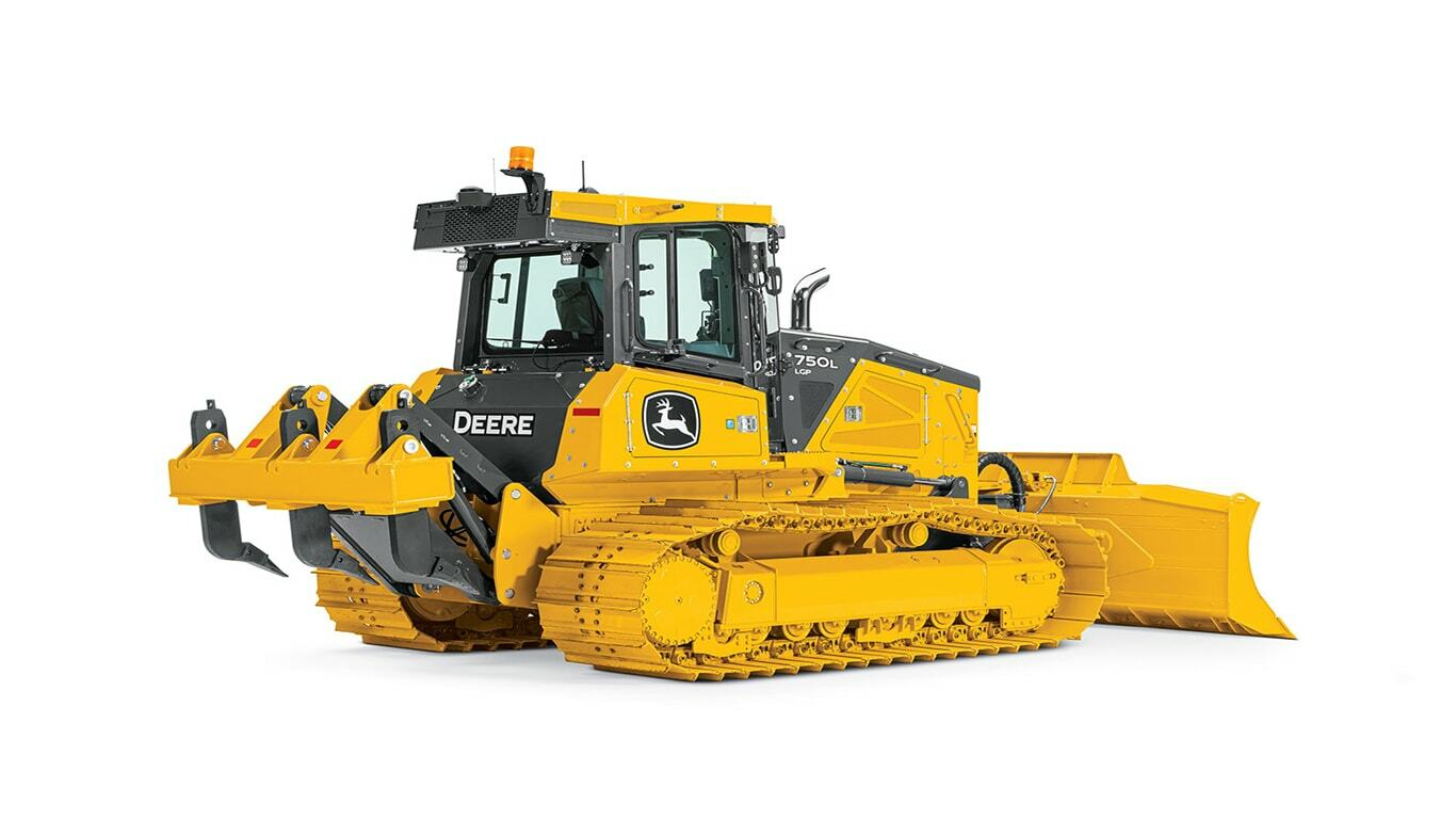 John Deere 750L