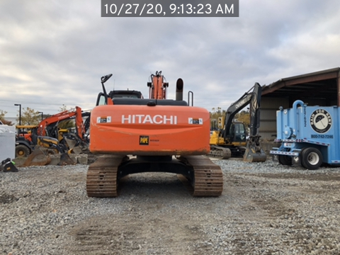 2014 Hitachi 250LC5