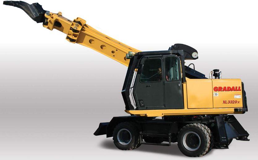 Gradall XL 3320 V