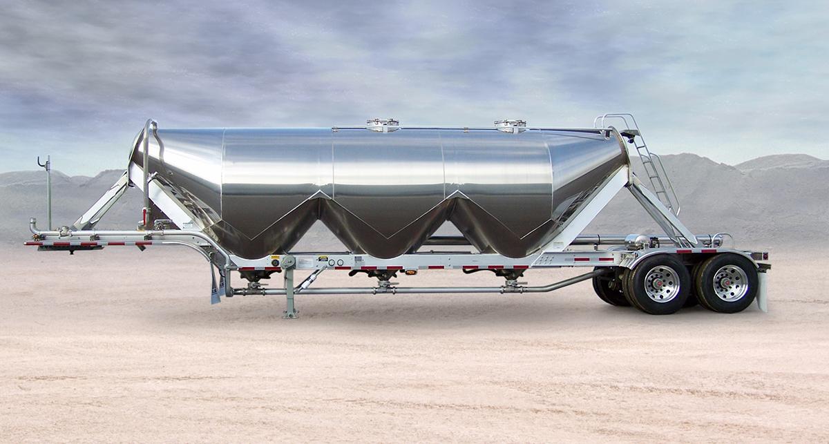 Trail King APB Aluminum Bulk Pneumatic