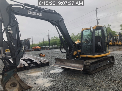 2019 John Deere 85G