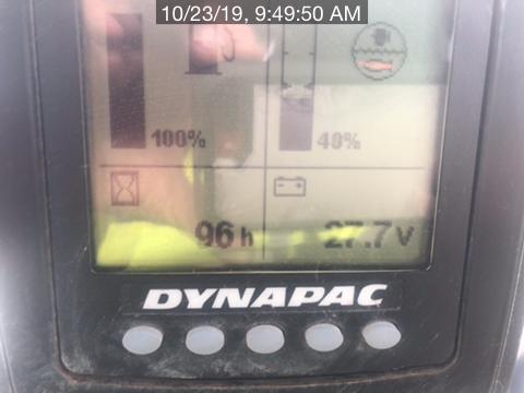 2018 Dynapac CC2200