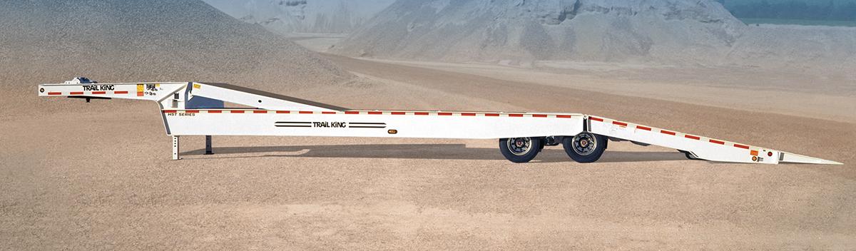 Trail King Advantage HST Hydraulic Sliding Tail Trailer