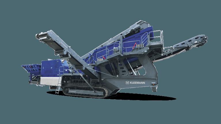 Mobile Secondary Impact Crushers Equipment Image