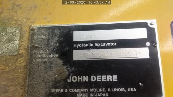 2019 John Deere 870GLC