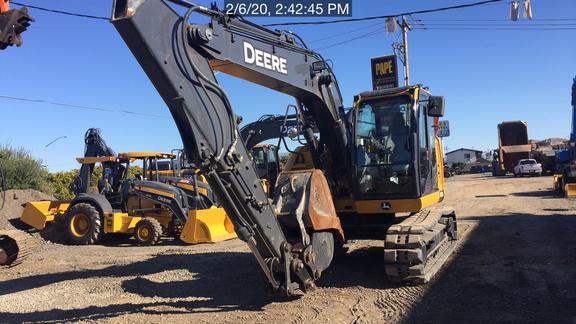 2019 John Deere 135G