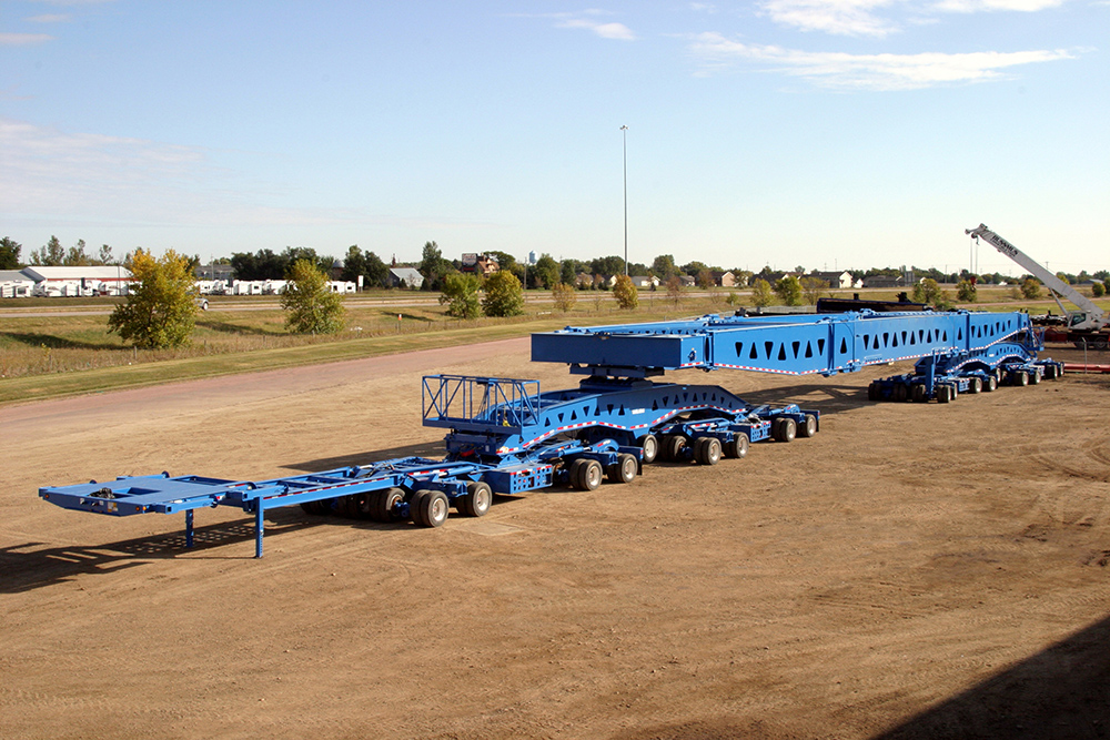 Trail King Suspension Beam Trailers