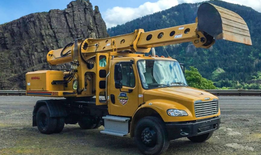 Crossover Excavators Equipment Image