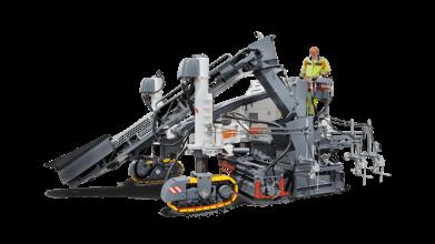 Slipform Pavers Equipment Image