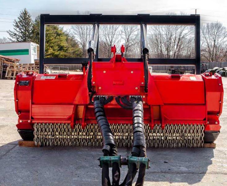 Fecon Bull Hog Hydraulic Machine Attachment