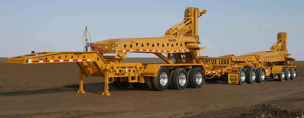 Trail King Schnable Neck Trailers