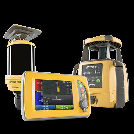 Topcon Millimeter GPS Grader