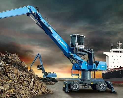 Scrap Handling Equipment Image