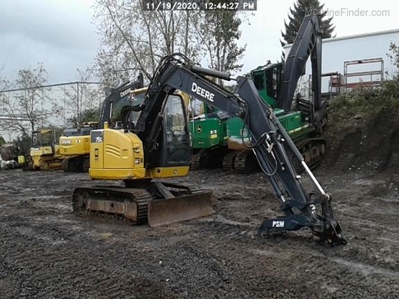 2014 John Deere 75G