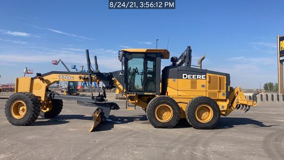 2016 John Deere 770G