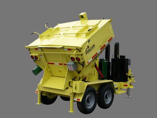 Falcon 6 Ton Dump Box