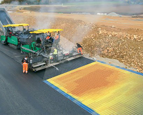 WITOS Paving Equipment Image
