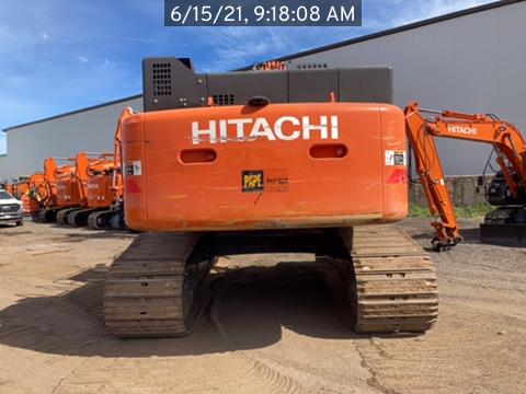 2019 Hitachi ZX4706