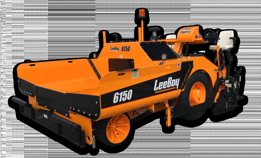 Leeboy Asphalt Paver 6150