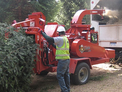 Chippers & Screens Equipment Image