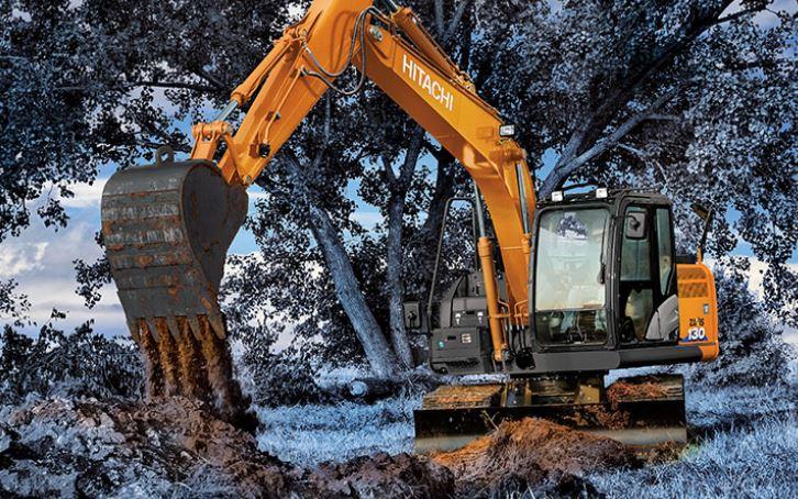 Utility Excavators Equipment Image