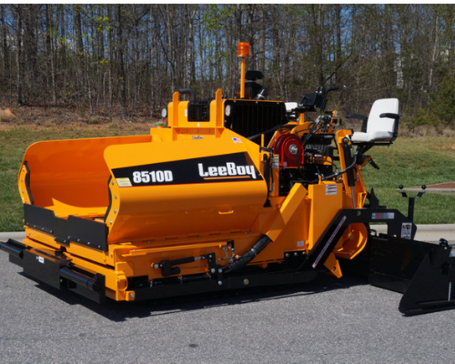 LeeBoy Commercial Class Pavers Equipment Image
