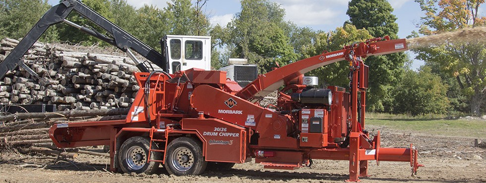 Drum Chippers Equipment Image