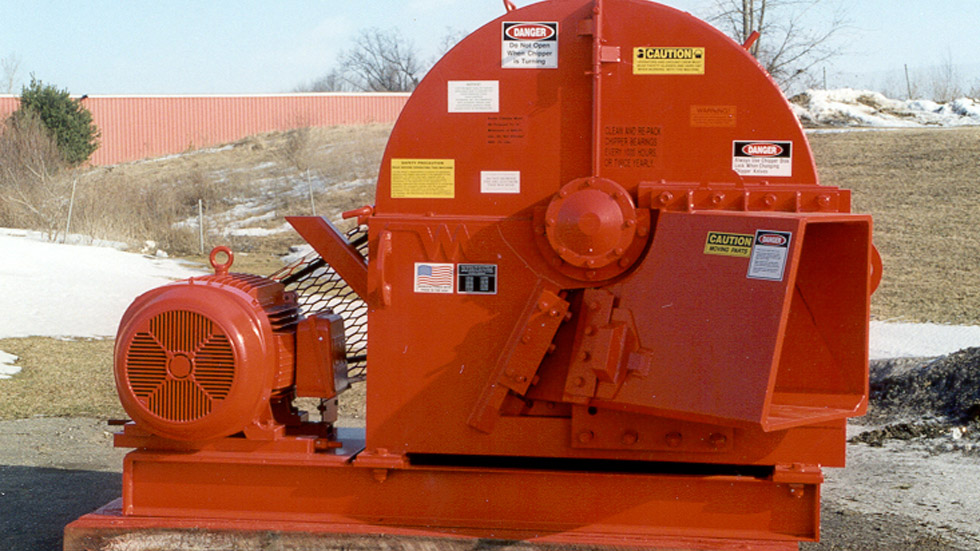 Morbark Stationary Chippers