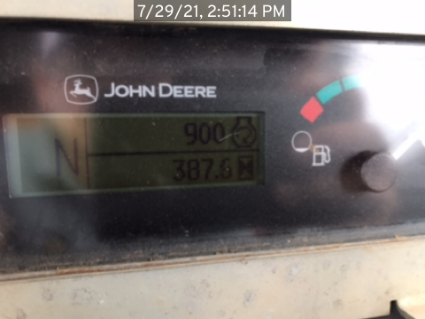 2019 John Deere 310L