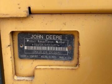 2006 John Deere 450J