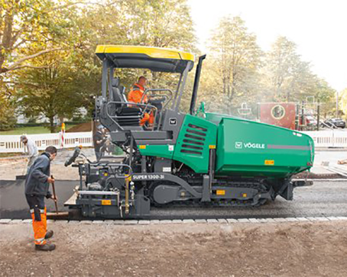 Road Pavers Equipment Image
