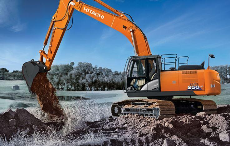 Construction/Production Excavators Equipment Image