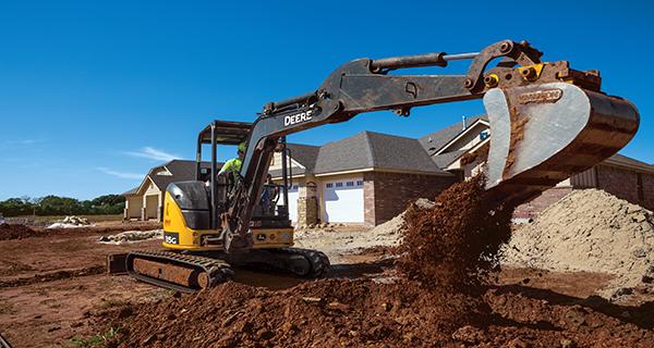 35G - Compact Excavator