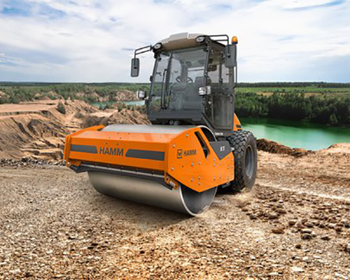 Soil Compactors Equipment Image