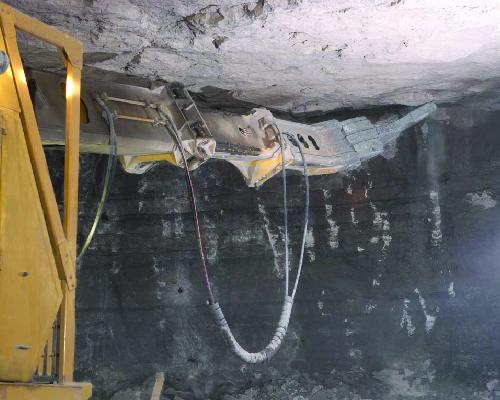 Mine Scalling Equipment Image